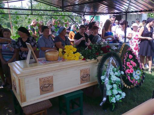Загиблу в Китаї українську модель поховали в закритій труні