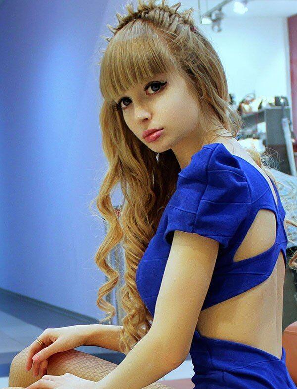 У Москві з'явилася конкурентка одеської дівчини-Барбі