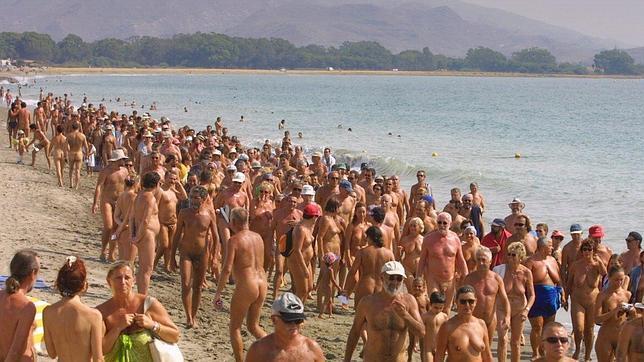Нудистские Пляжи Испании Видео - Нудизм И Натуризм