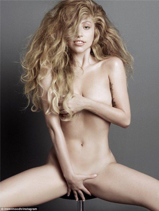 Lady Gaga Nude Pics