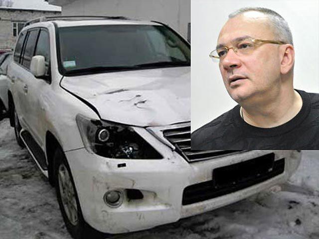 ДТП за участю Меладзе: кримінальне провадження закрито і передано в прокуратуру