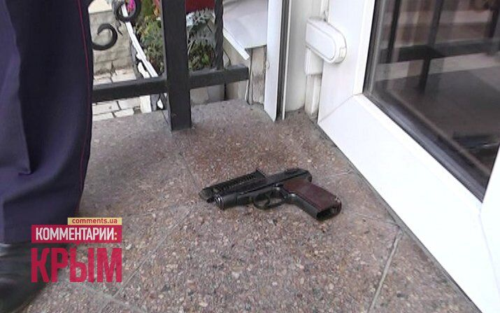 Стрілянина в Севастополі: охоронця ювелірки вбив міліціонер
