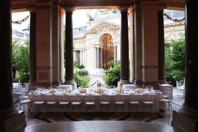 Звезды посетили вечеринку Fendi в Париже