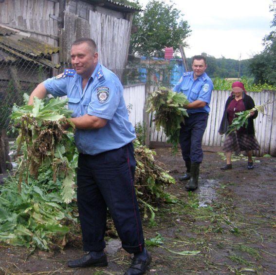 На Житомирщині бабуся поставила рекорд з вирощування маку