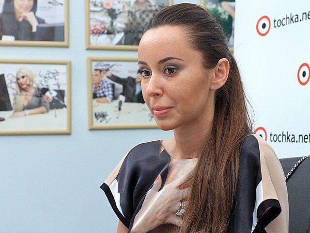 Яна Станішевська показала, як виглядала в дитинстві