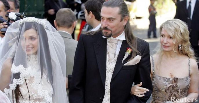 Колишній зять Тимошенко одружується на давній подрузі