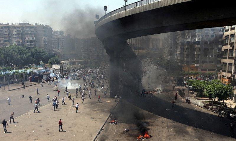 """Власти Египта обвинили в """"преступлении против человечности"""""""