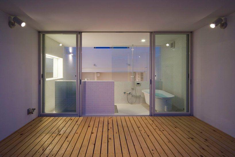 Японец построил дом для Porshe