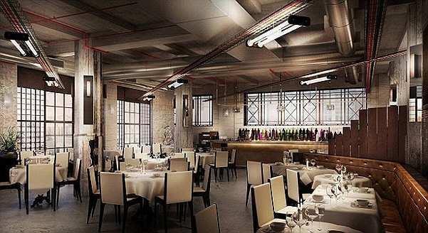 Дэвид Бекхэм и Гордон Рамзи откроют ресторан