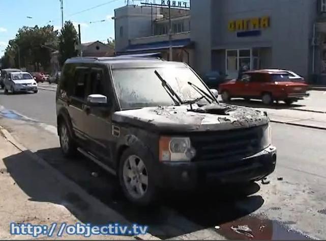 """В Харькове водитель """"под шофе"""" устроил дебош возле храма"""