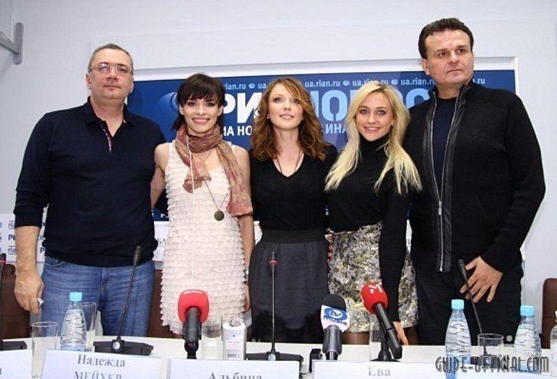 Костюк обіцяє засудити Меладзе