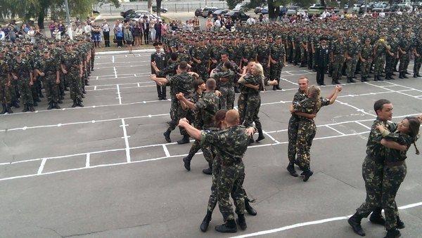 Син нардепа Княжицького отримав військове звання