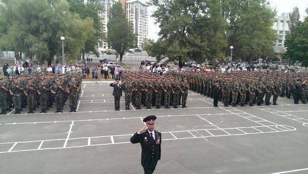 Сын нардепа Княжицкого получил воинское звание