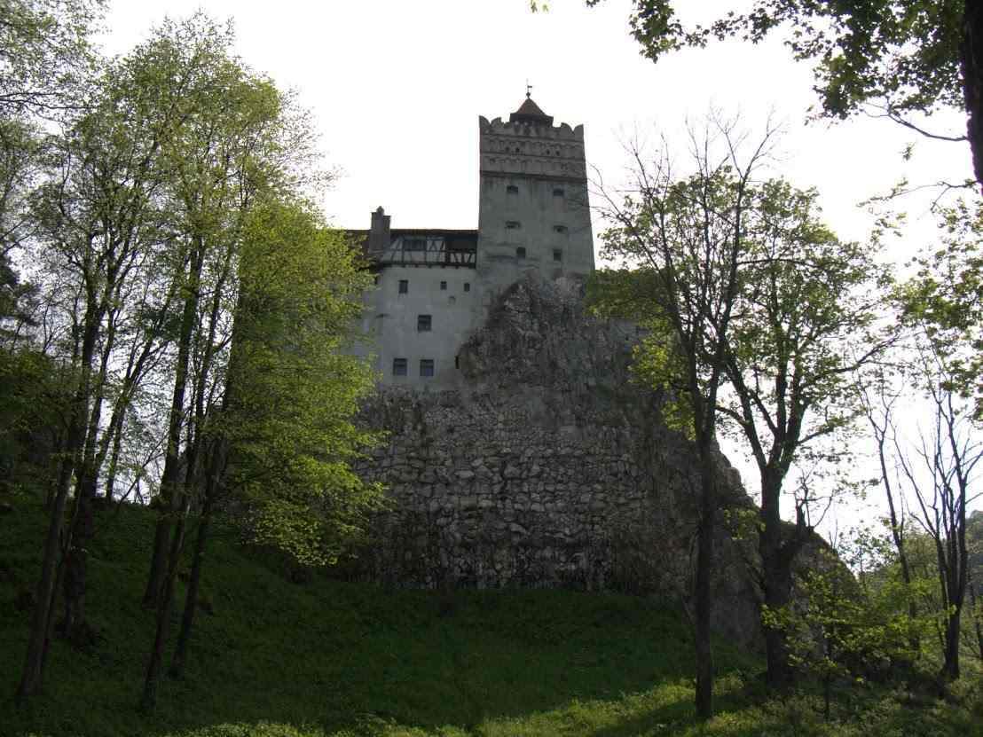 Замок Дракулы приносит €1,2 млн прибыли в год