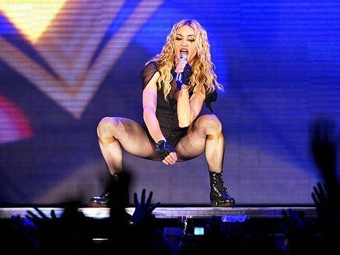 Украинские агентства, наконец-то, поделили миллионы Мадонны