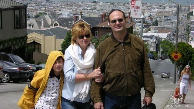 Оприлюднено фото колишньої дружини і дочки втікача Мельника