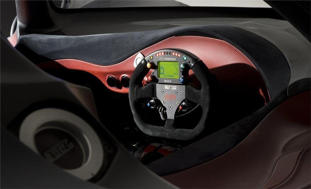 Top Gear сожгла единственную в мире Mazda Furai