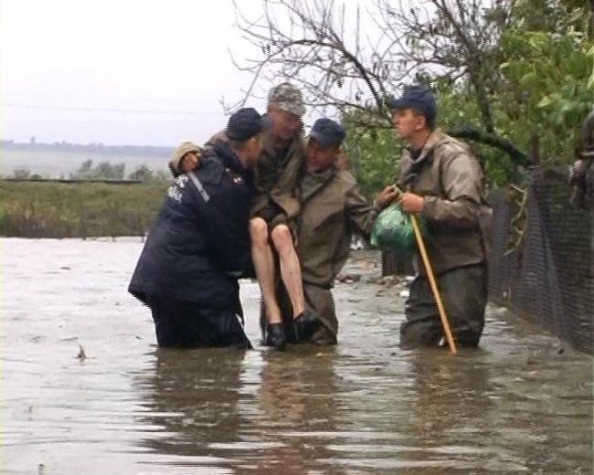 Жертвами повені під Одесою стали дві людини