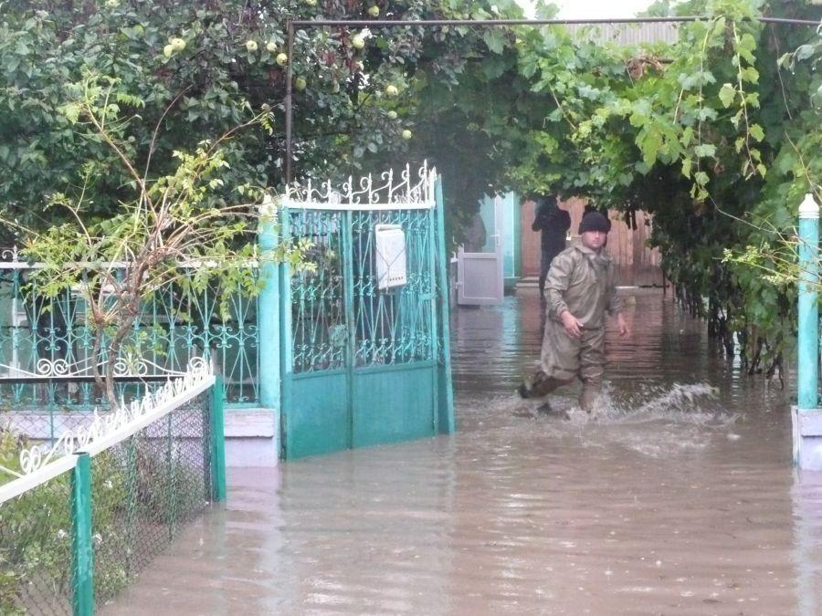 ГосЧС: на Одещині залишаються підтопленими 200 будинків
