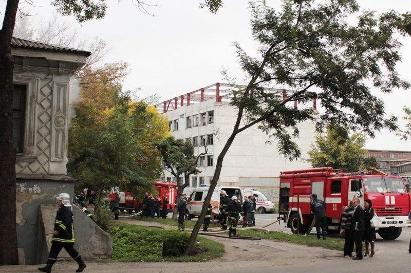Вибух у Луганську розслідується як порушення пожежної безпеки