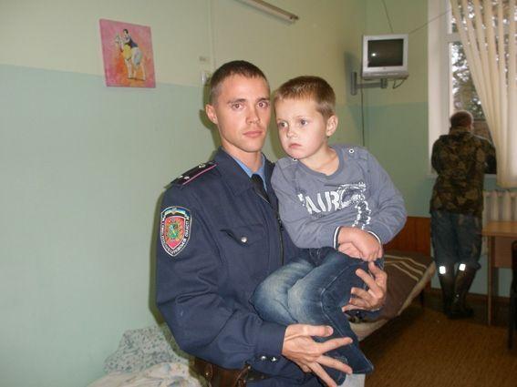 На Харківщині після двох днів пошуків знайшли зниклу дитину
