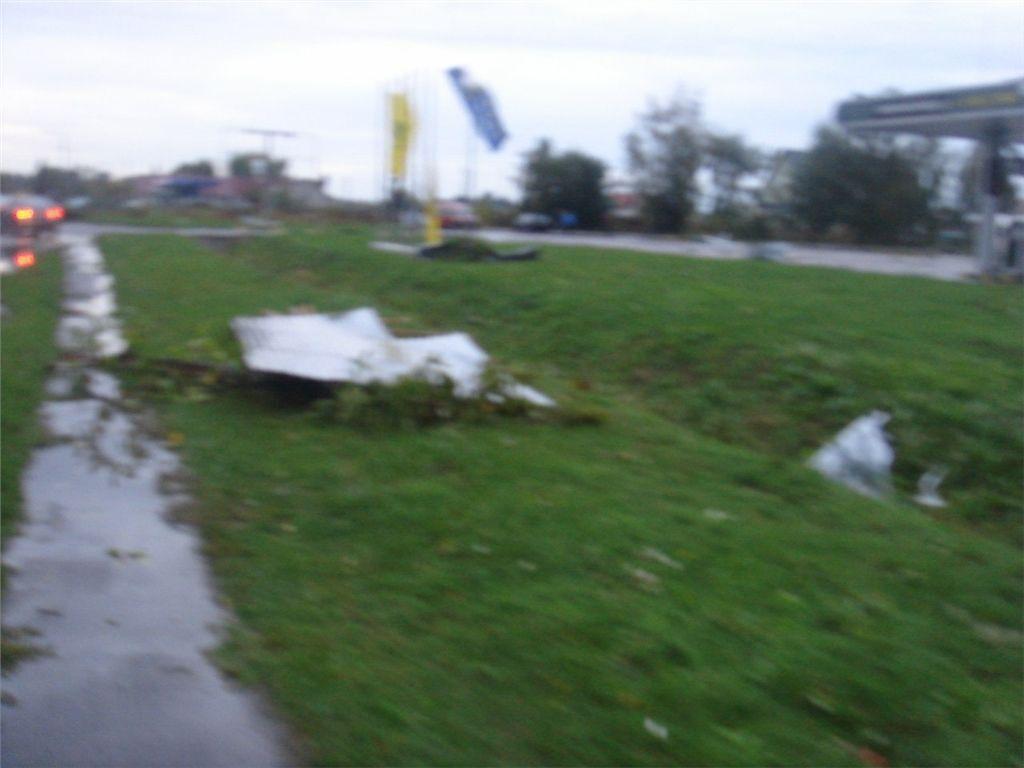 Львівщину атакував потужний ураган
