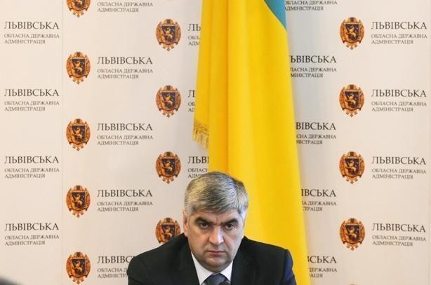 Львовский губернатор Сало уже не уходит в отставку после захвата ОГА