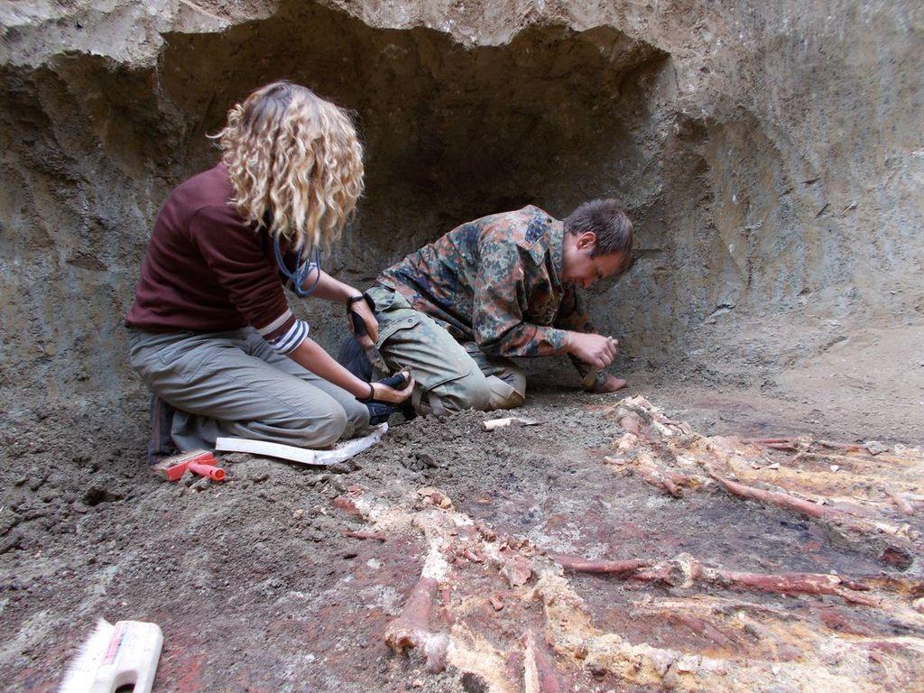 На Кубани нашли захоронение людей-гигантов: опубликованы фото