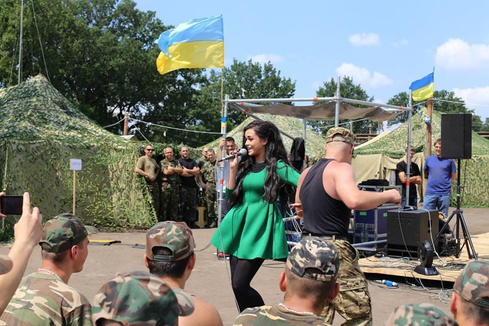 Подурневшая Яремчук доказывает в соцсетях, что она все-таки патриотка