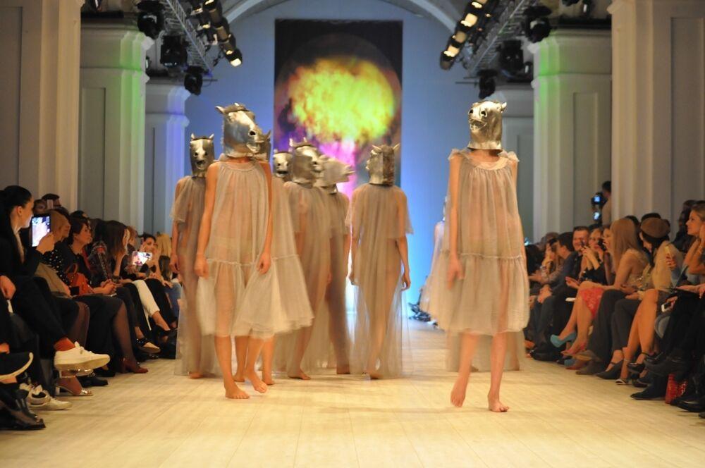 Война и мир на Ukrainian fashion week