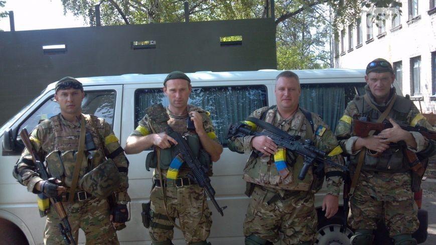 """Бойцы батальона """"Слобожанщина"""" обвинили командиров в грабежах и присваивании волонтерской помощи"""