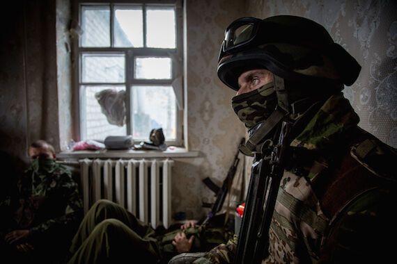 Донецкий аэропорт: перемирие высокого напряжения