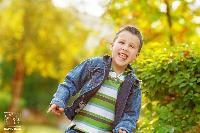 Мир малышей с аутизмом. Ребенок, которого невозможно остановить
