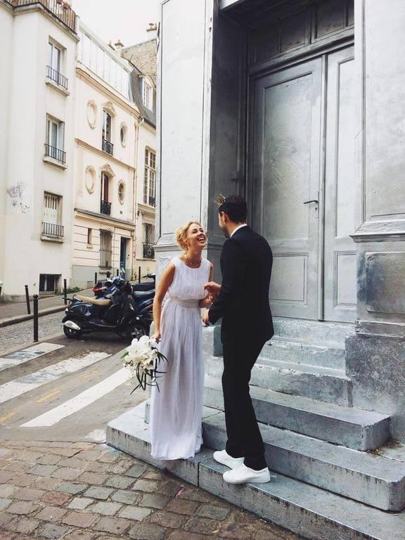 Фотограф Agence France-Presse женился на активистке FEMEN: опубликованы фото