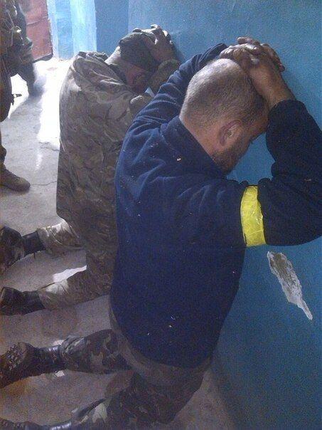 "Террористы в Счастье взяли в плен бойцов ""Айдара"""