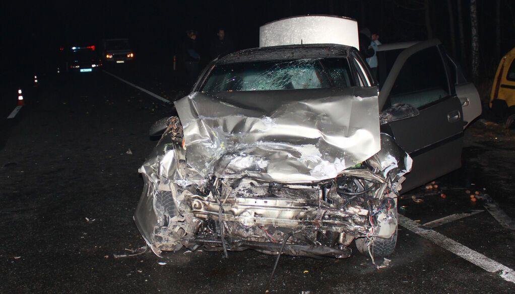 В ДТП на Киевщине погибло четверо человек
