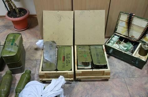 СБУ обезвредила группу террористов: опубликованы фото