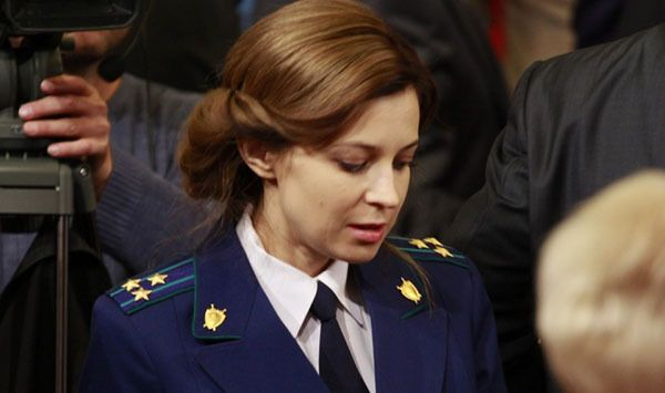 """Крымская """"прокурор-няша"""" внезапно стала брюнеткой"""