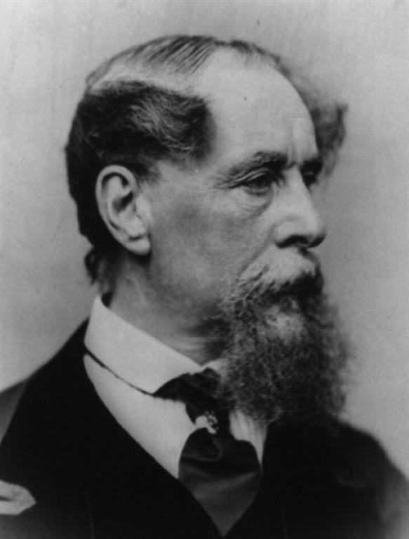 the unhappy life of charles dickens