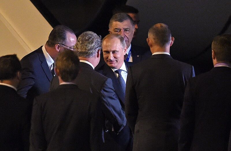 Австралийские чиновники проигнорировали прибывшего на саммит G20 Путина