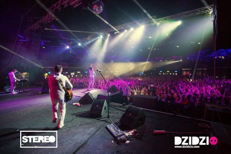"""""""Dzidzio"""" в Киеве пообещал наподдать фанатам и не захотел показывать Мейсона"""