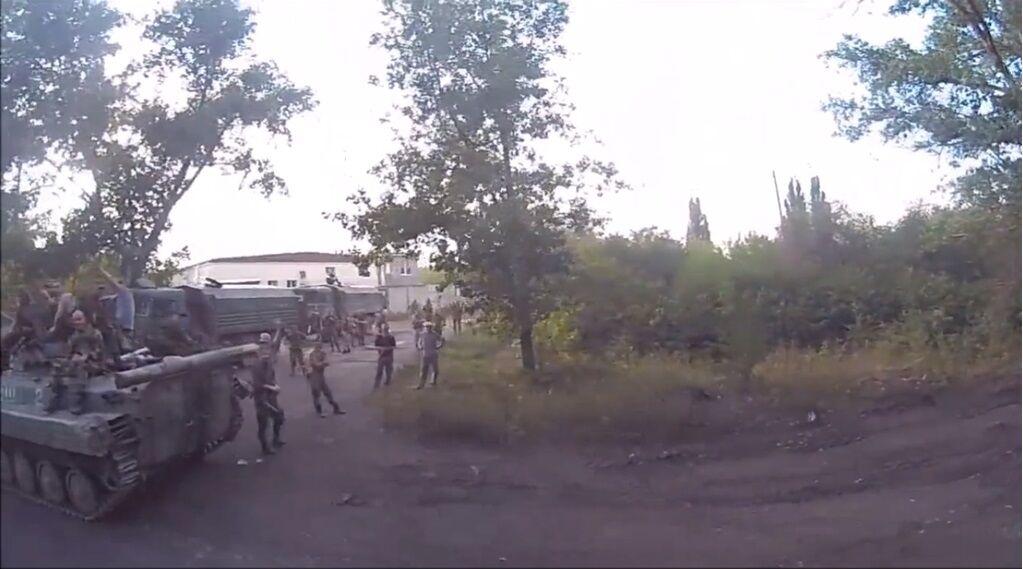 ФСБ сливает в один флакон чеченцев и наци, отправляя их воевать на Донбасс: опубликованы фото и видео