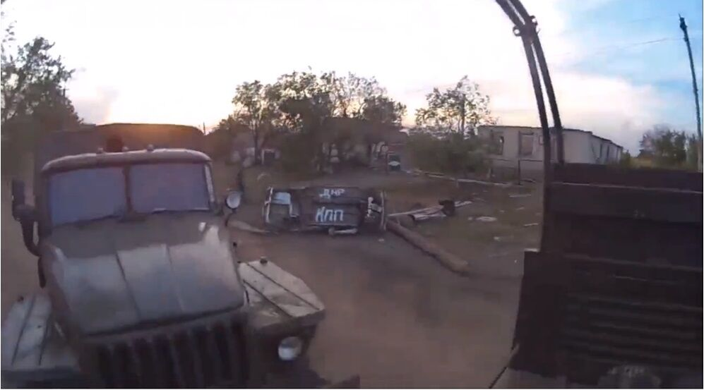 ФСБ зливає в один флакон чеченців і наци, відправляючи їх воювати на Донбас: опубліковано фото і відео