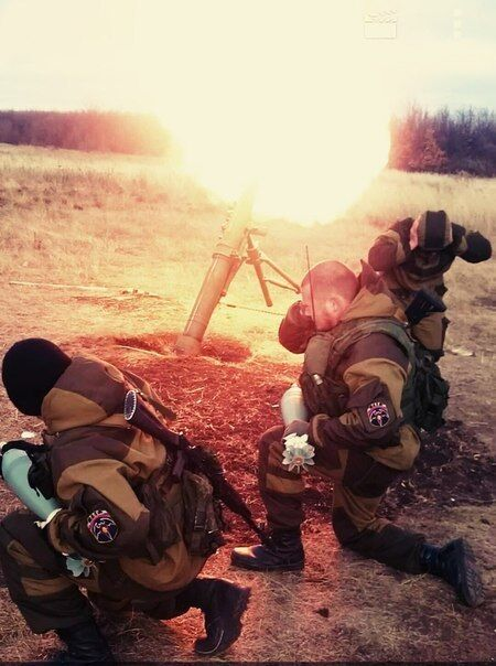 Боевики перебрасывают свои силы из Луганска в Донецк