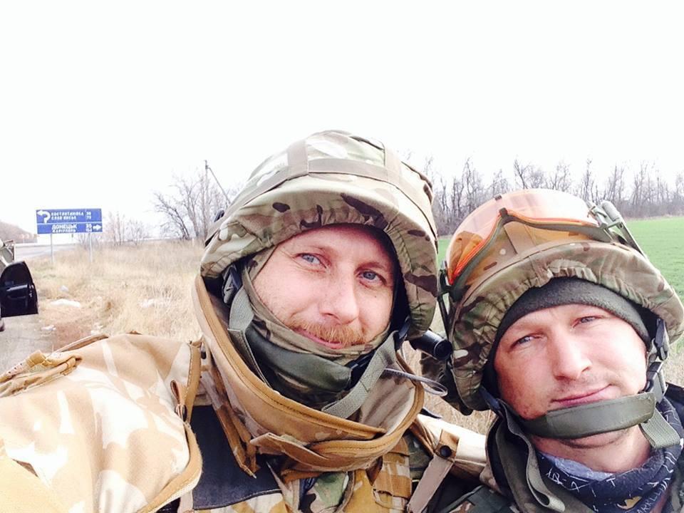Экс-зять Блохина, ставший киборгом: если не остановить Путина, он дойдет до Киева