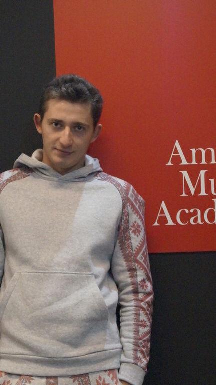 Продюсер Moby и Гвен Стефани открыл в Киеве Американскую музыкальную академию