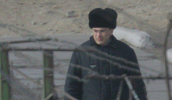 Ходорковський у вушанці