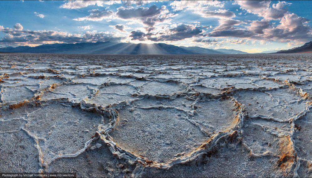 Удивительная прогулка по Долине Смерти