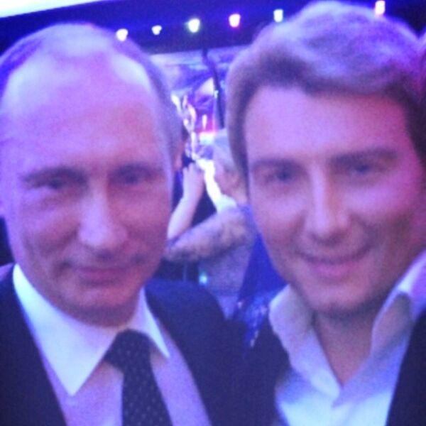 Басков предложил повесить Порошенко и короновать Путина