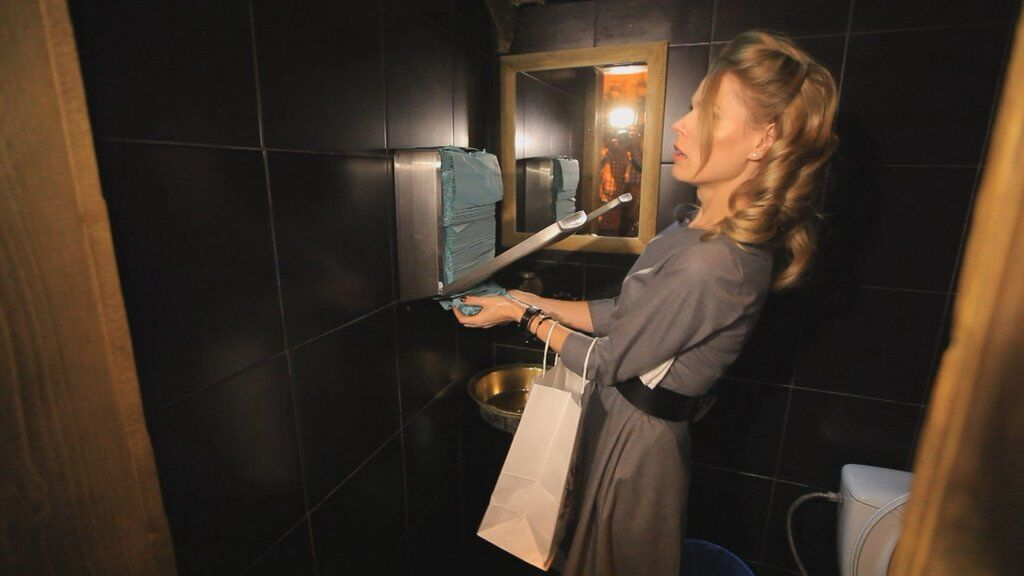 Оля Фреймут спасла мэра Львова от пищевого отравления